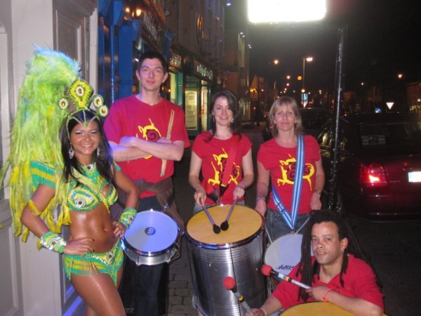 Happy City Samba 4