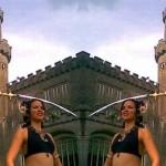 mirrored castle sword